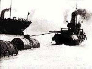 Буксировка нефтепродуктов