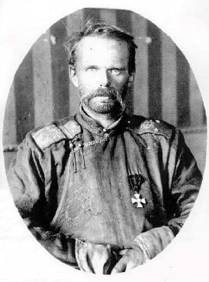 Барон Унгерн фон Штернберг